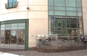 My local Starbucks in Birmingham city centre